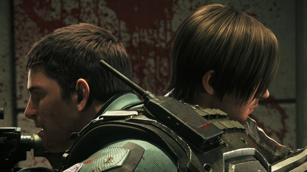 review phim Resident Evil Vendetta anh 3