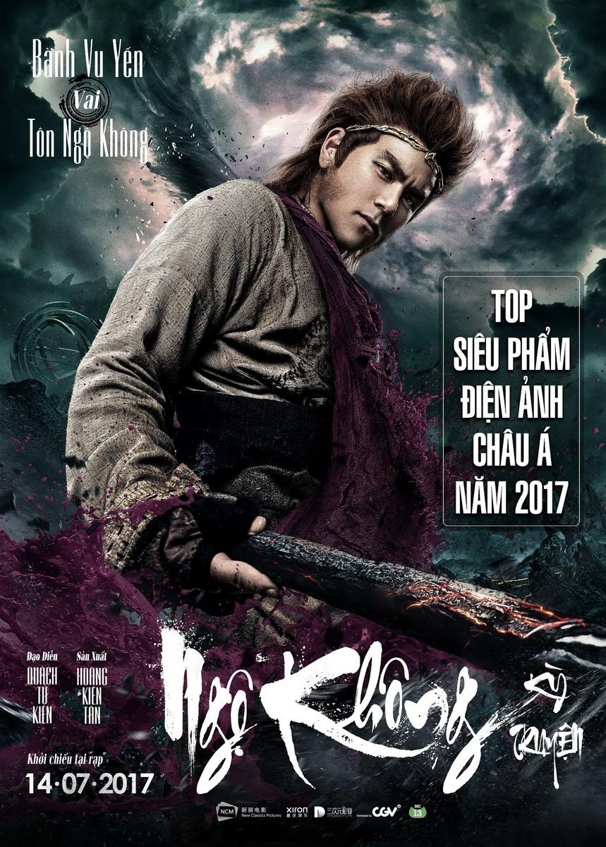 review phim Ngo Khong ky truyen anh 1