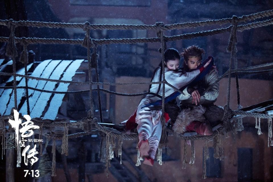 review phim Ngo Khong ky truyen anh 3