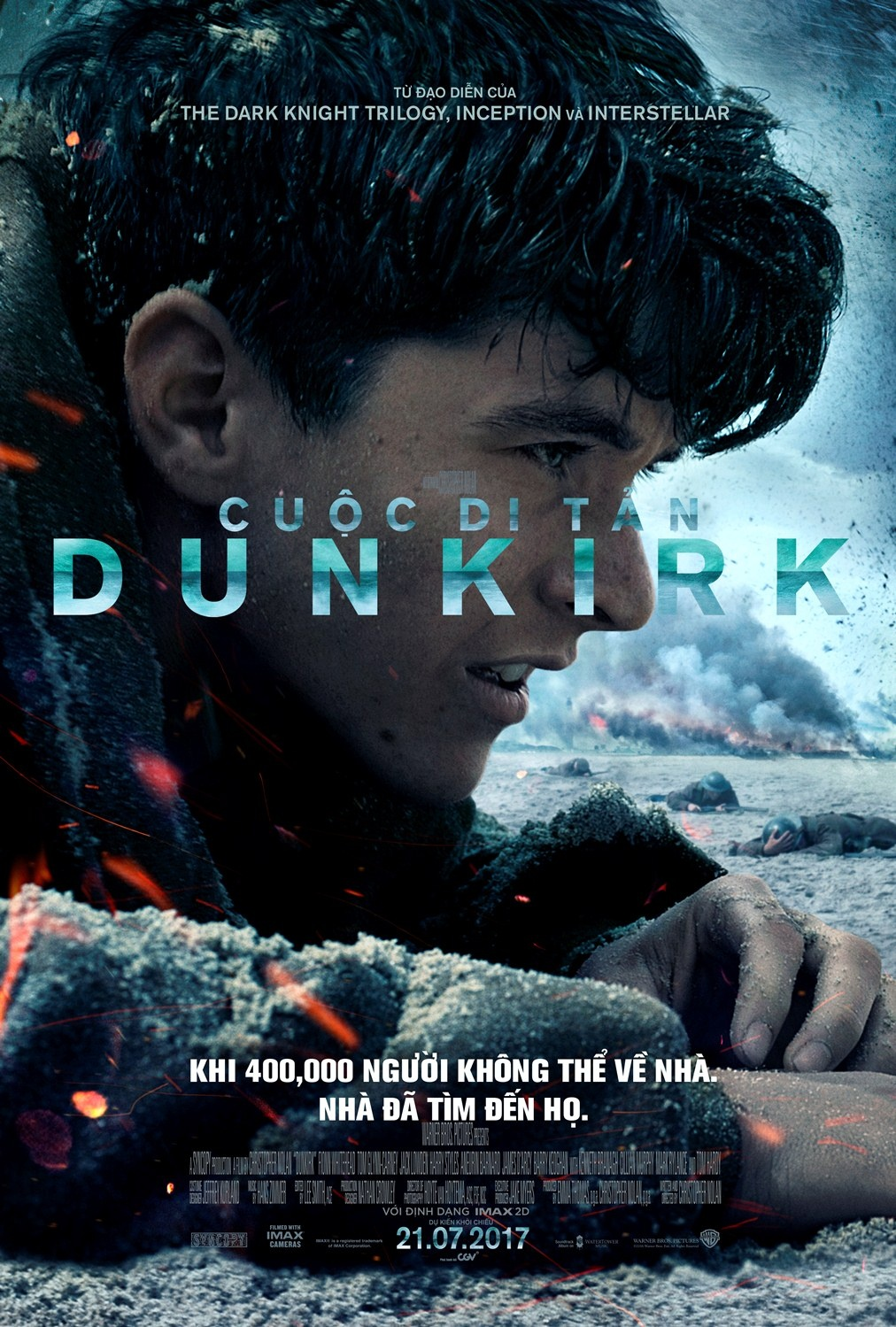 review phim Dunkirk anh 1
