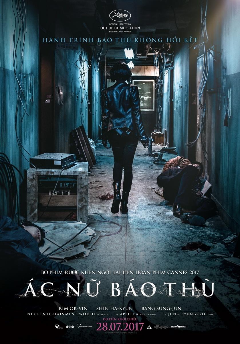 'Ac nu bao thu': Phim hanh dong dam mau 18+ cua xu kim chi hinh anh 1