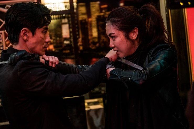'Ac nu bao thu': Phim hanh dong dam mau 18+ cua xu