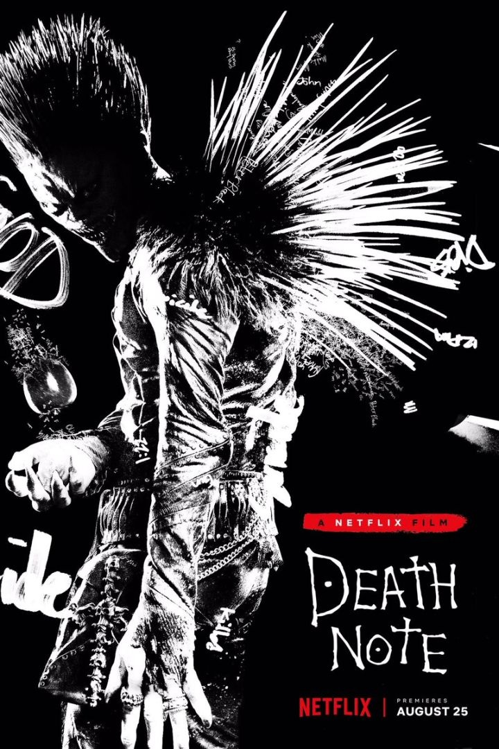 review Death Note cua Netflix anh 1