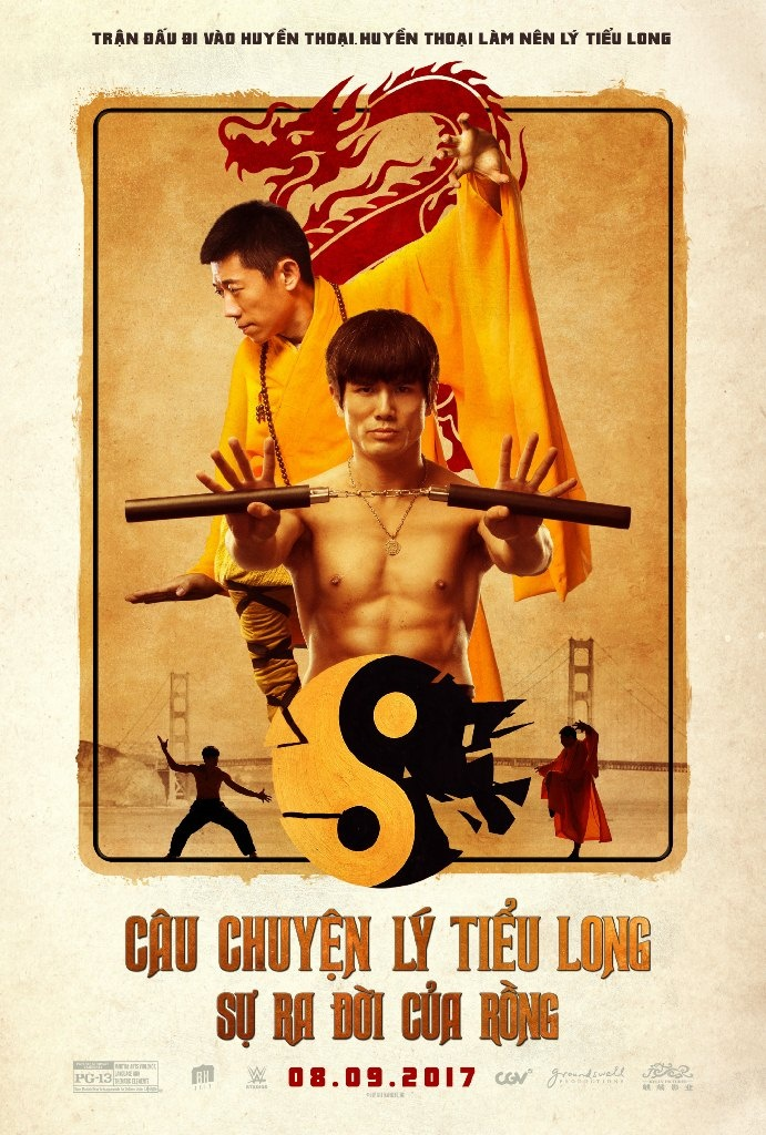 review phim Birth of the Dragon anh 1