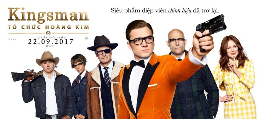 review phim Kingsman 2 anh 1