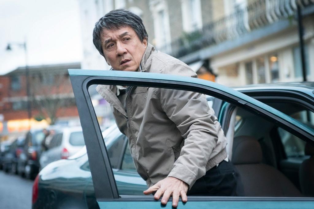 Nhung lan Thanh Long 'cong pha' Hollywood hinh anh 10