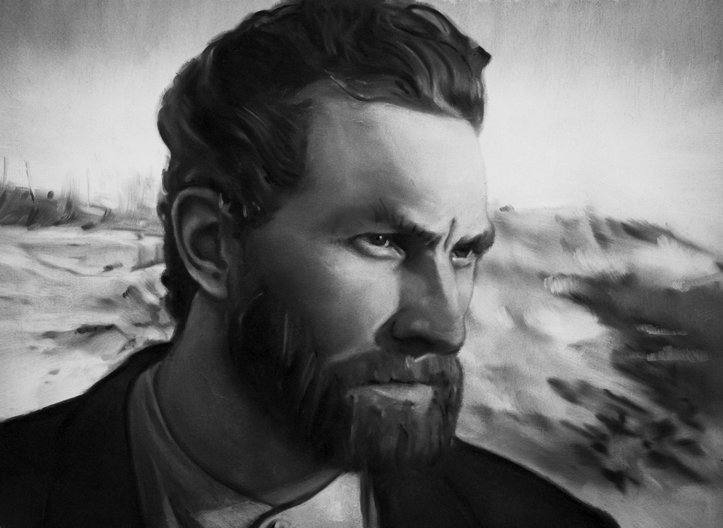'Vincent thuong men': Loi tri an doc dao toi Vincent Van Gogh hinh anh 2