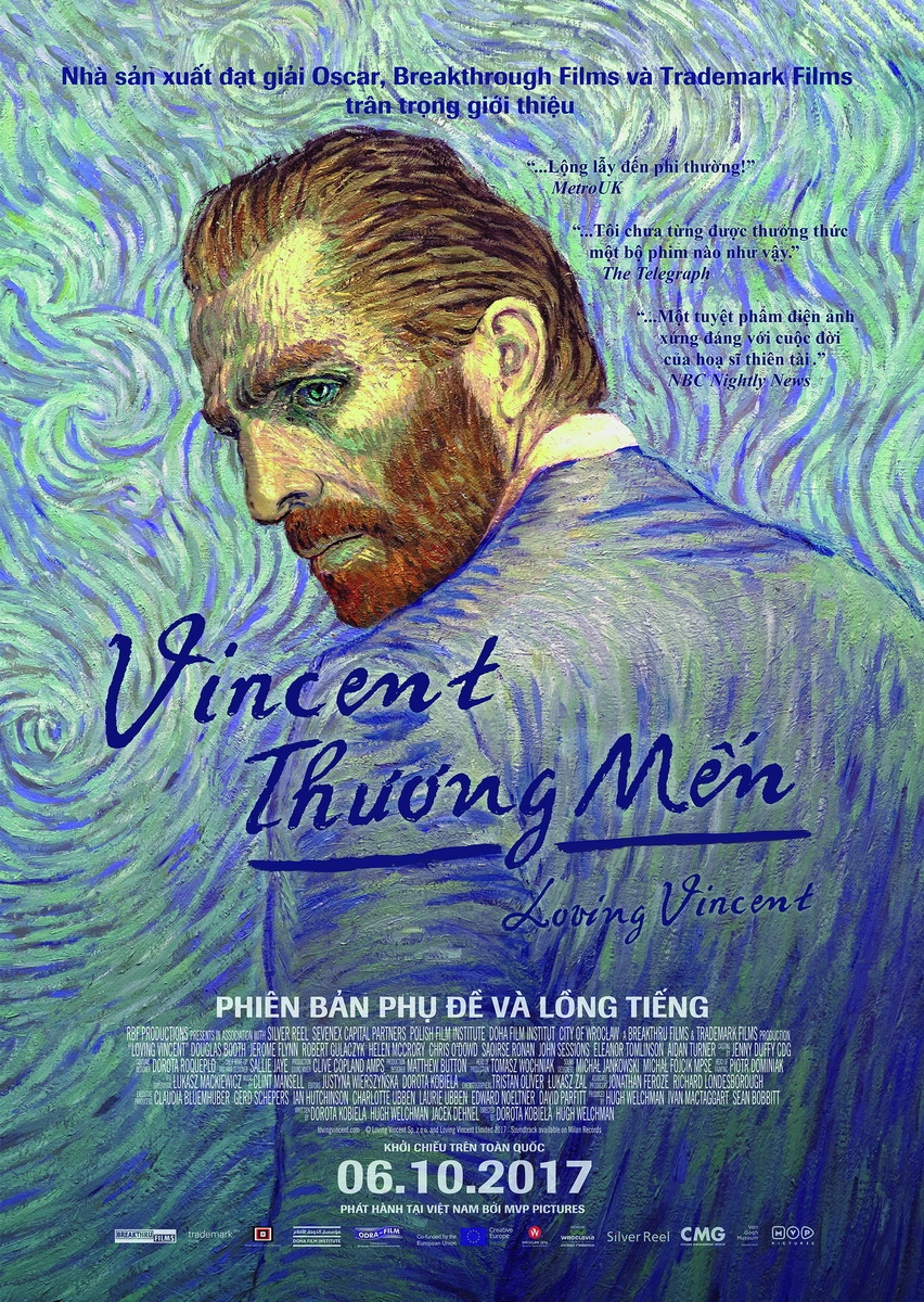 'Vincent thuong men': Loi tri an doc dao toi Vincent Van Gogh hinh anh 1