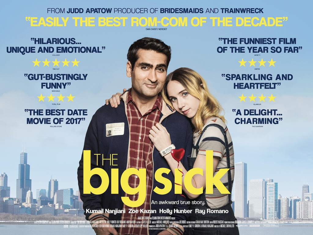 review phim The Big Sick anh 1