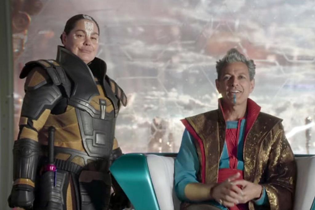 8 guong mat moi trong bom tan sieu anh hung 'Thor: Ragnarok' hinh anh 8