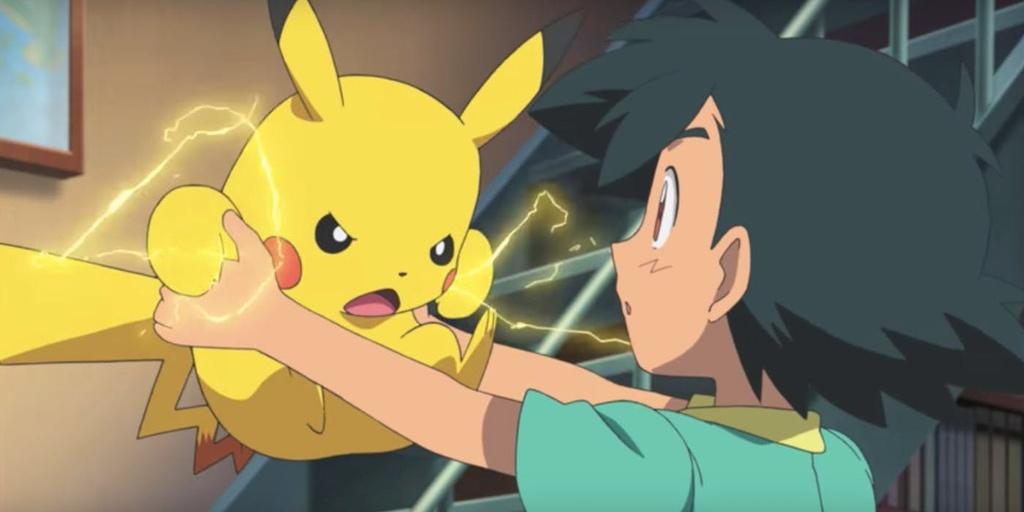 'Pokemon: To chon cau!': Tro ve tuoi tho cung Pikachu hinh anh 2