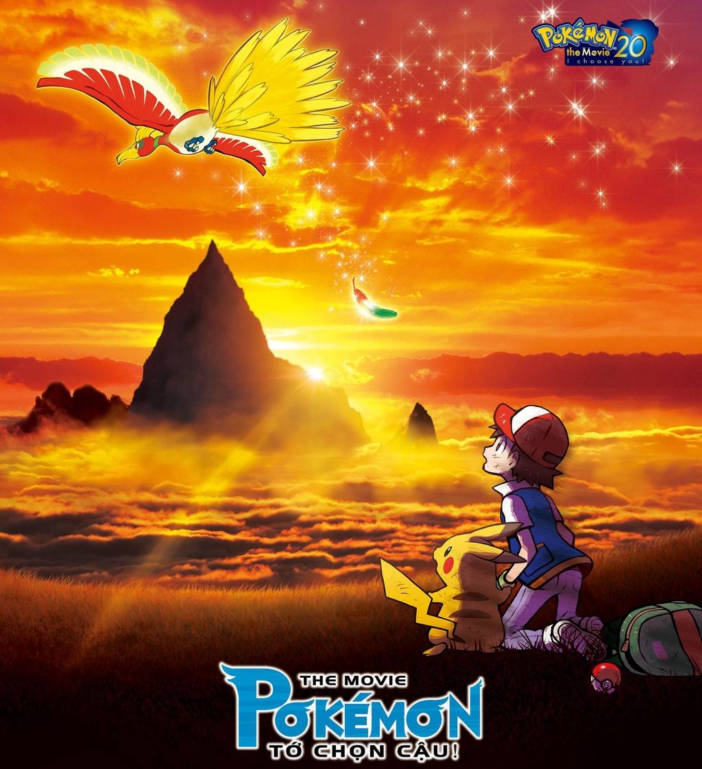 'Pokemon: To chon cau!': Tro ve tuoi tho cung Pikachu hinh anh 1