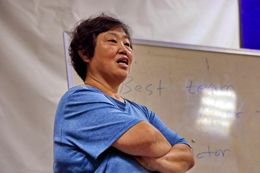 Nu dao dien Yim Soon-rye: 'Khan gia xem phim lam lai mai se thay chan' hinh anh 3