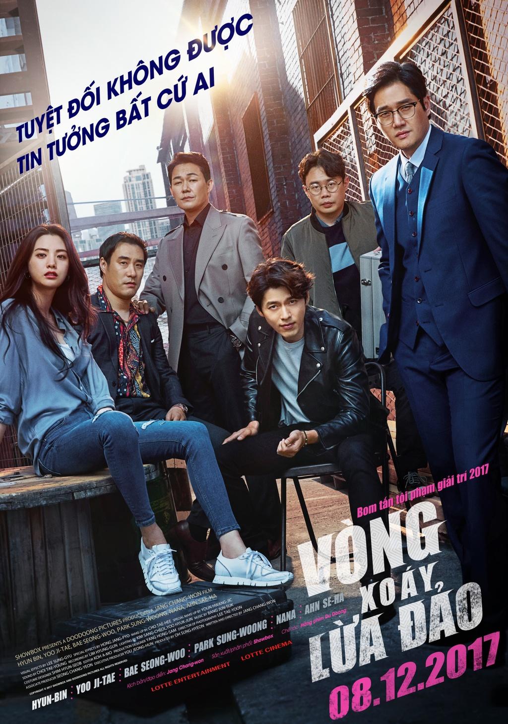'Vong xoay lua dao' cua Hyun Bin: Tran chien can nao day hap dan hinh anh 1
