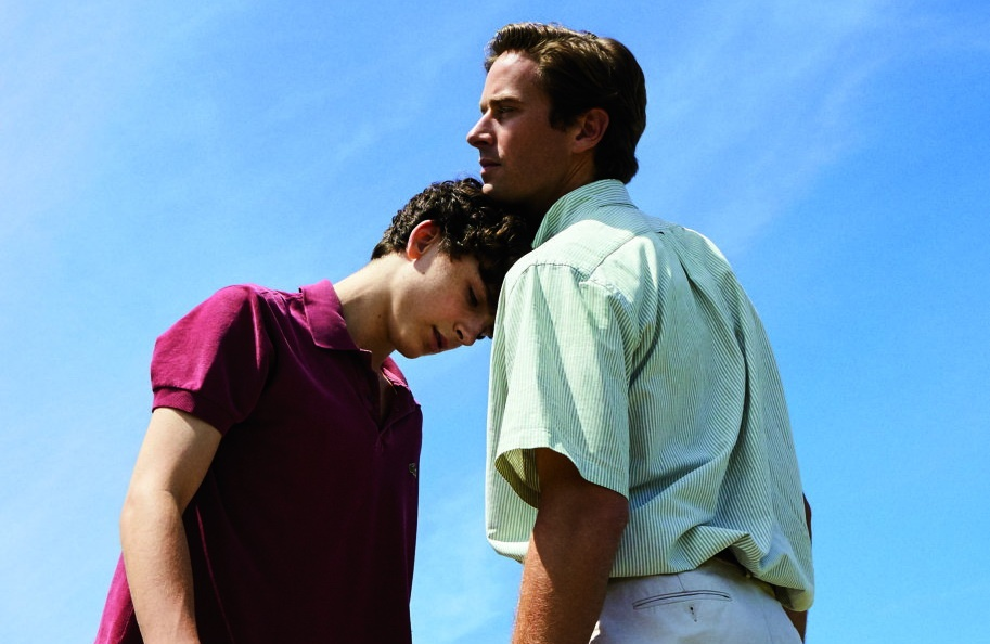 review phim Call Me by Your Name anh 3