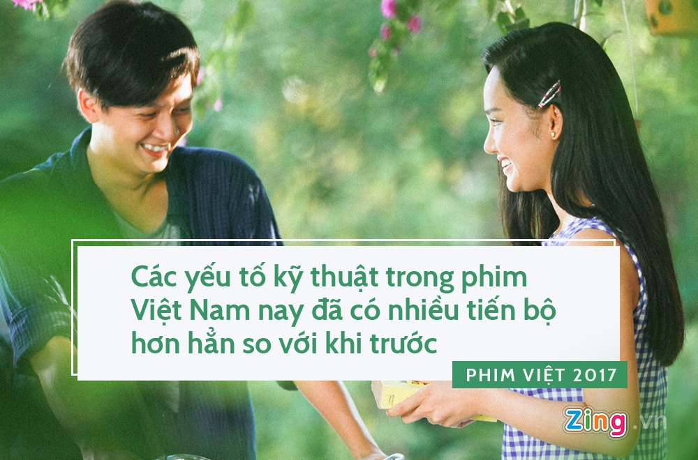 Dien anh Viet Nam 2017: Tien khong the 'mua' duoc chat luong hinh anh 1