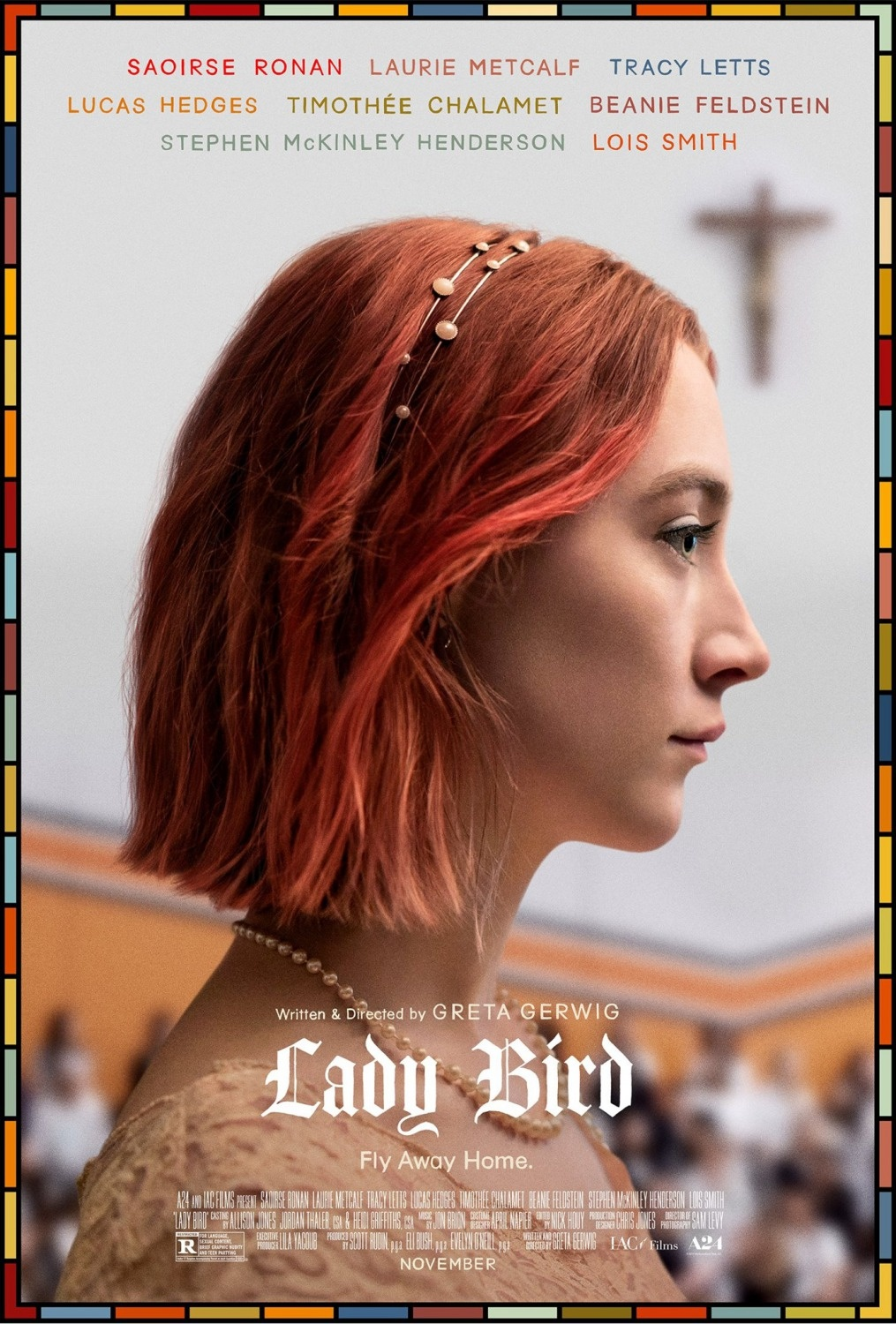 review phim Lady Bird anh 1