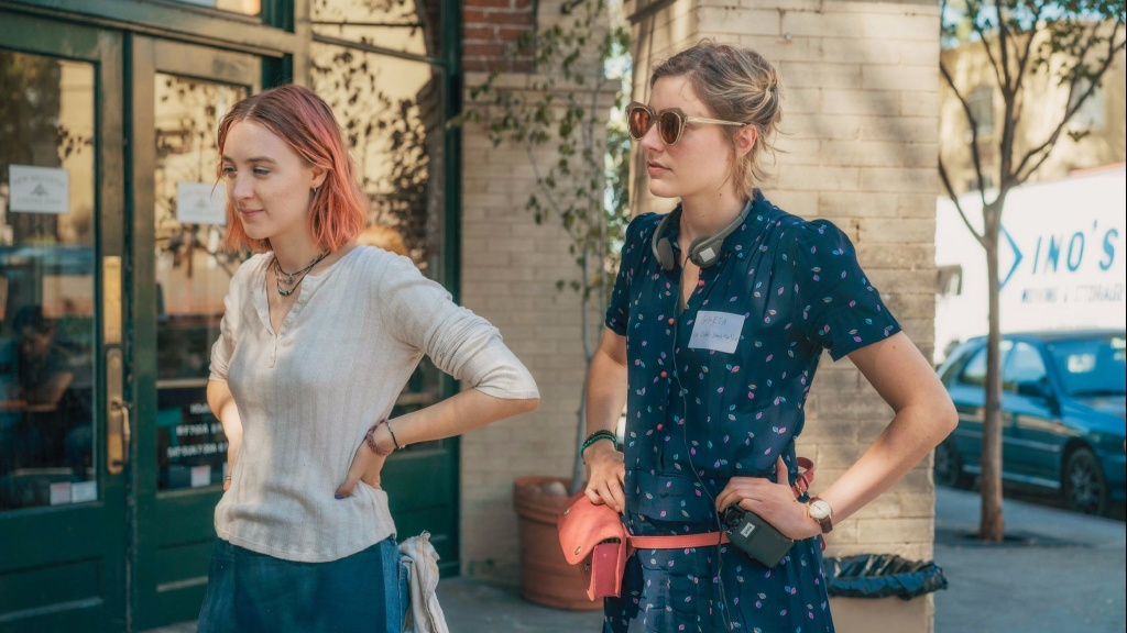 review phim Lady Bird anh 2