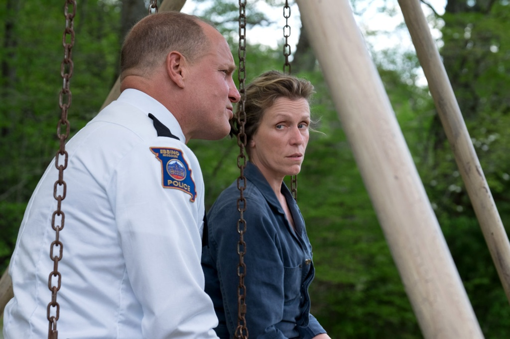 review phim Three Billboards Outside Ebbing anh 3