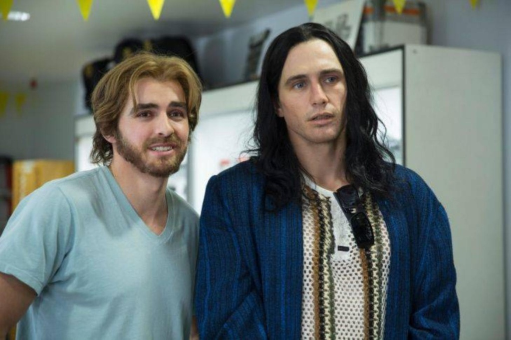 review phim Disaster Artist anh 3