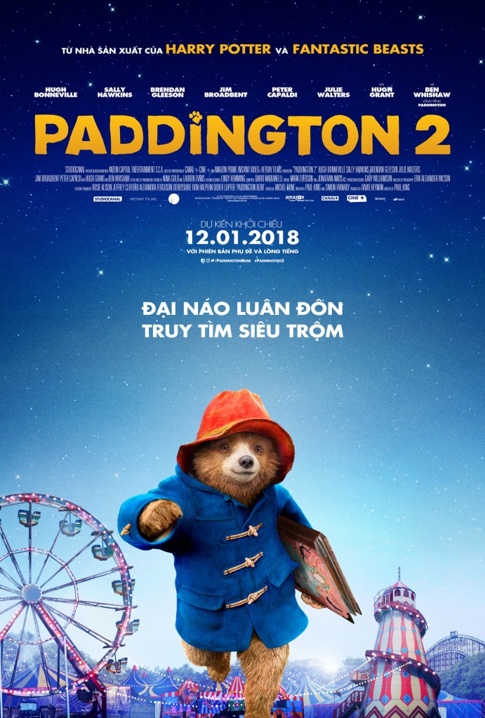 review phim Paddington 2 anh 1