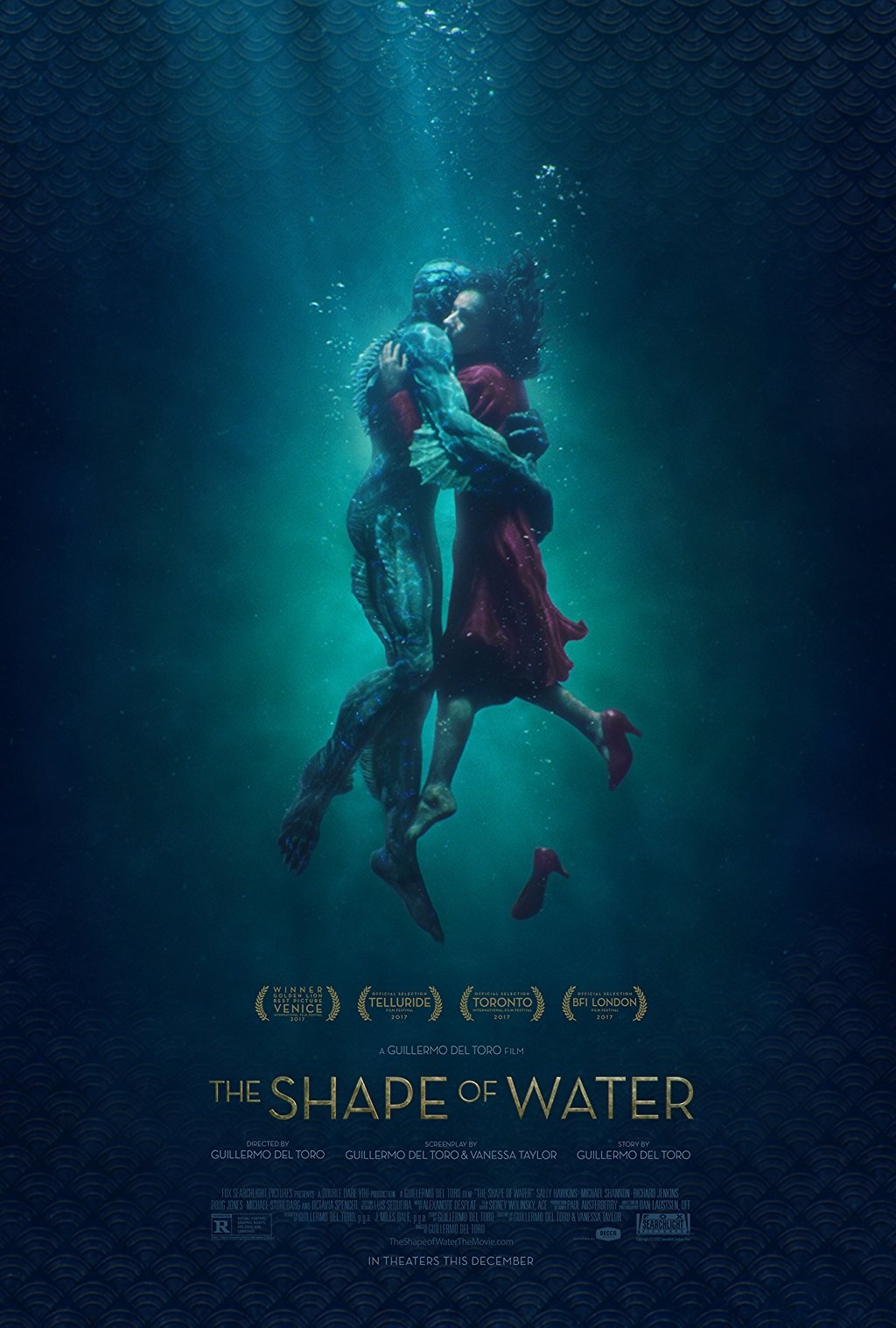 review phim The Shape of Water anh 1