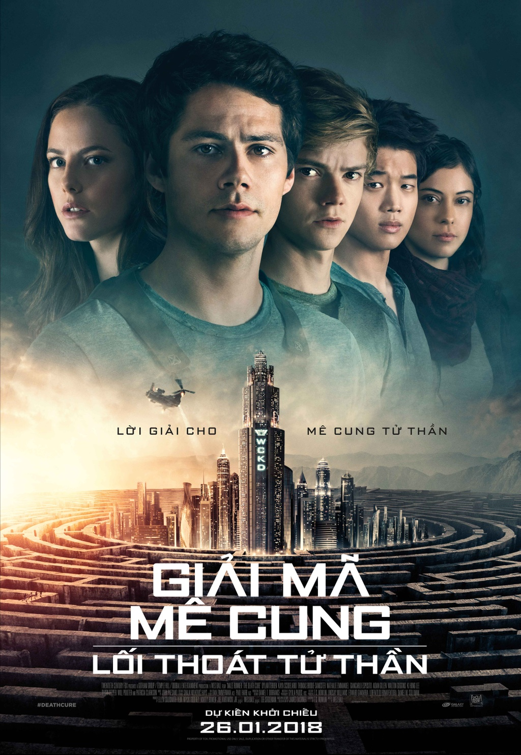 review phim giai ma me cung 3 anh 1