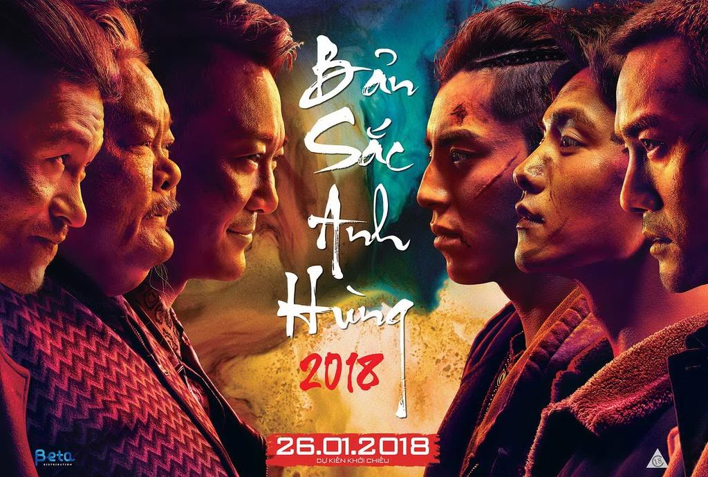 review phim Ban sac anh hung 2018 anh 2