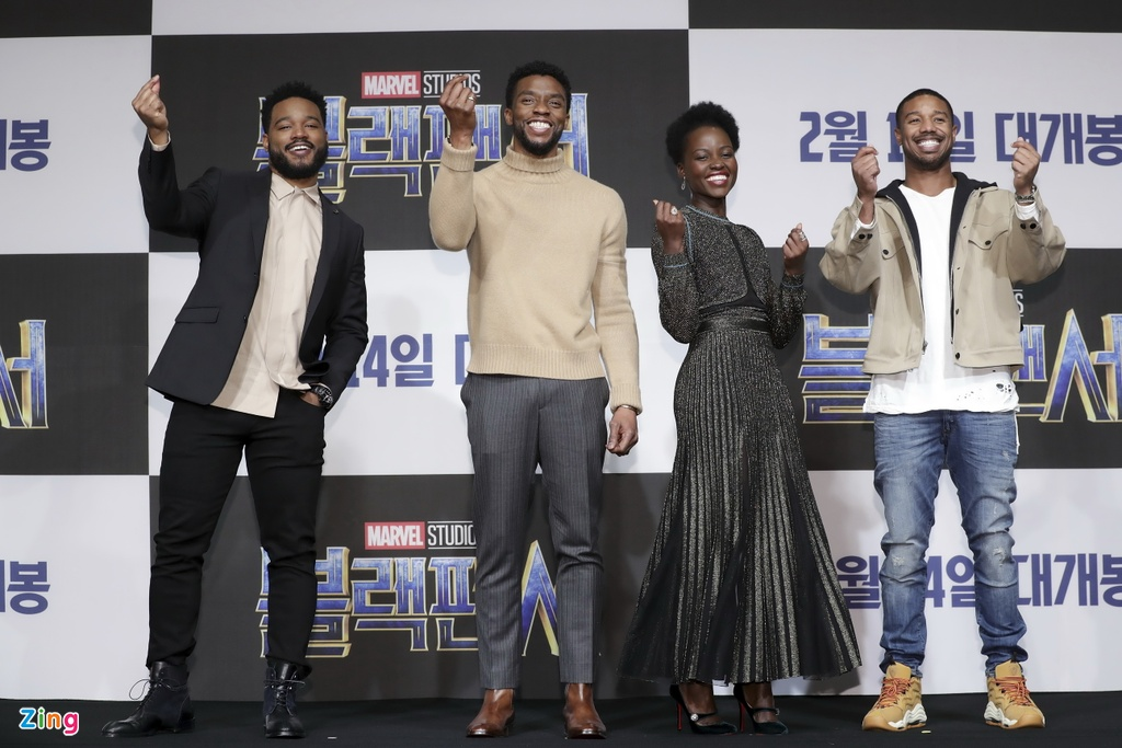 'Black Panther' la buoc ngoat moi danh cho Vu tru Dien anh Marvel hinh anh 1