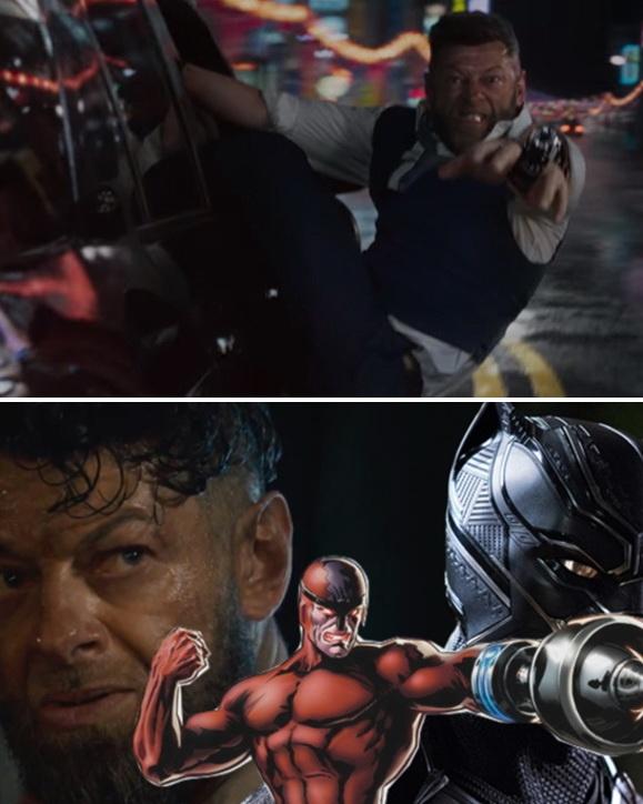 Loat chi tiet thu vi khan gia co the bo qua trong 'Black Panther' hinh anh 12