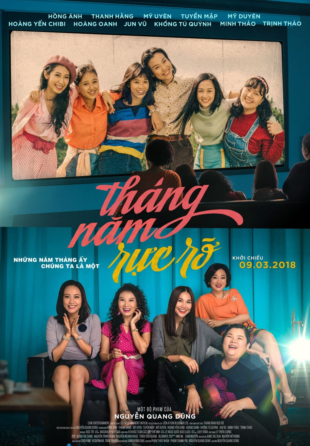 review phim Thang nam ruc ro anh 1