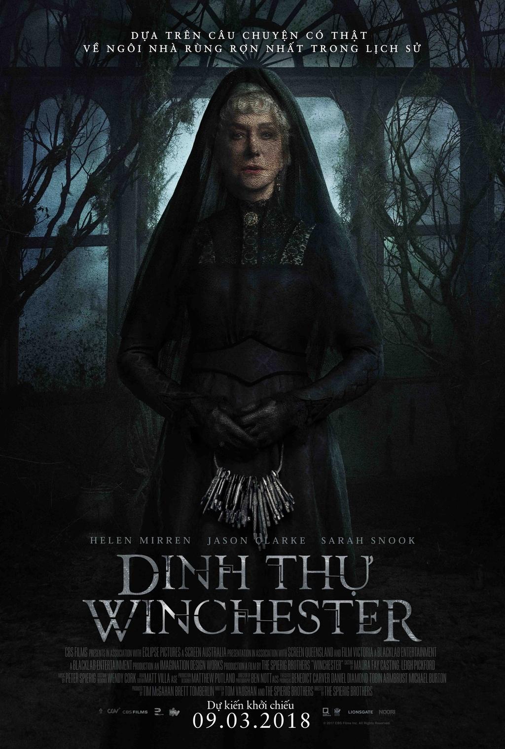 'Dinh thu Winchester': Tac pham kinh di hoi hot, do dang hinh anh 1