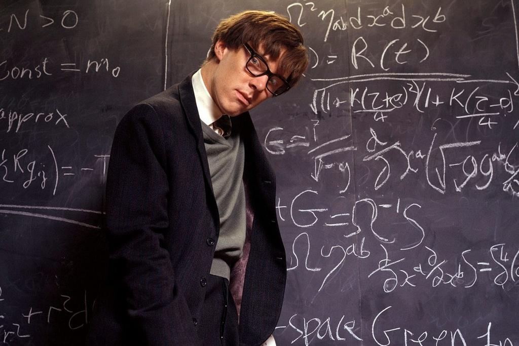 Hinh anh thien tai khoa hoc Stephen Hawking tren man bac hinh anh 3