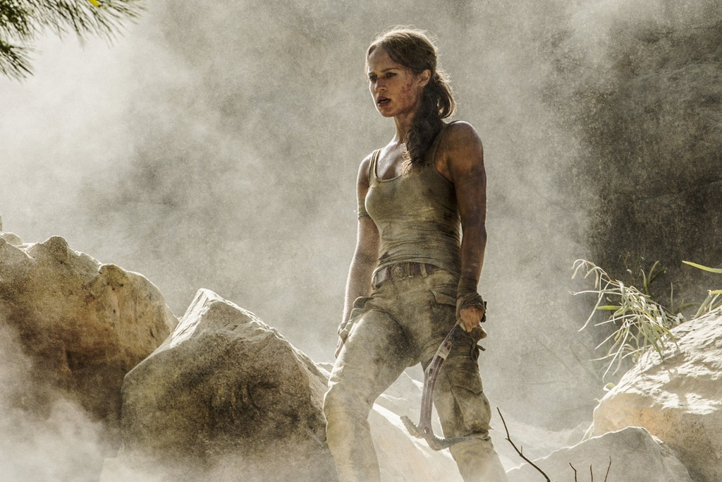 review phim Tomb Raider 2018 anh 2