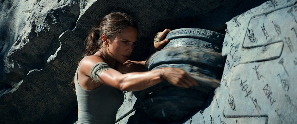 review phim Tomb Raider 2018 anh 3