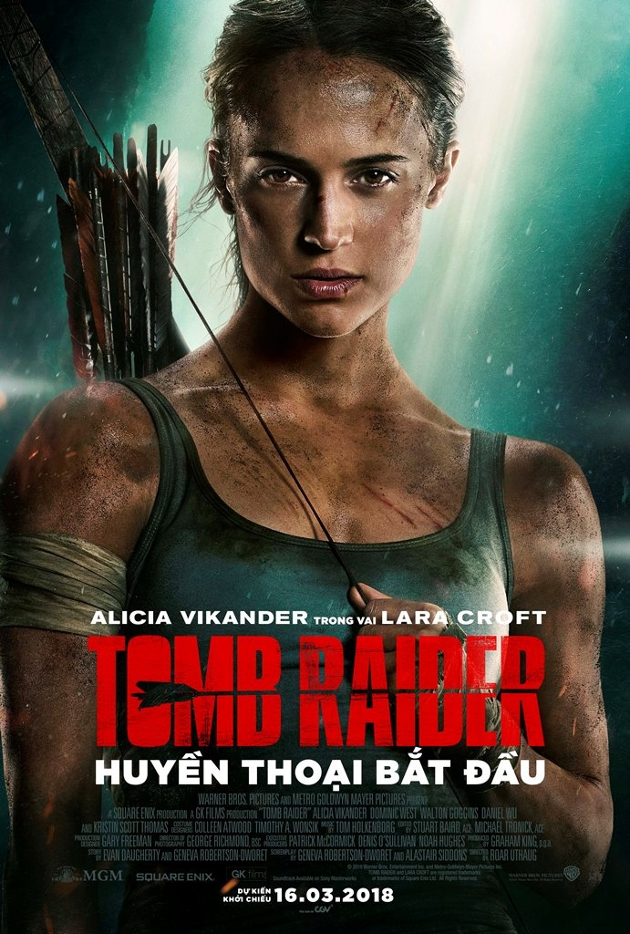 review phim Tomb Raider 2018 anh 1
