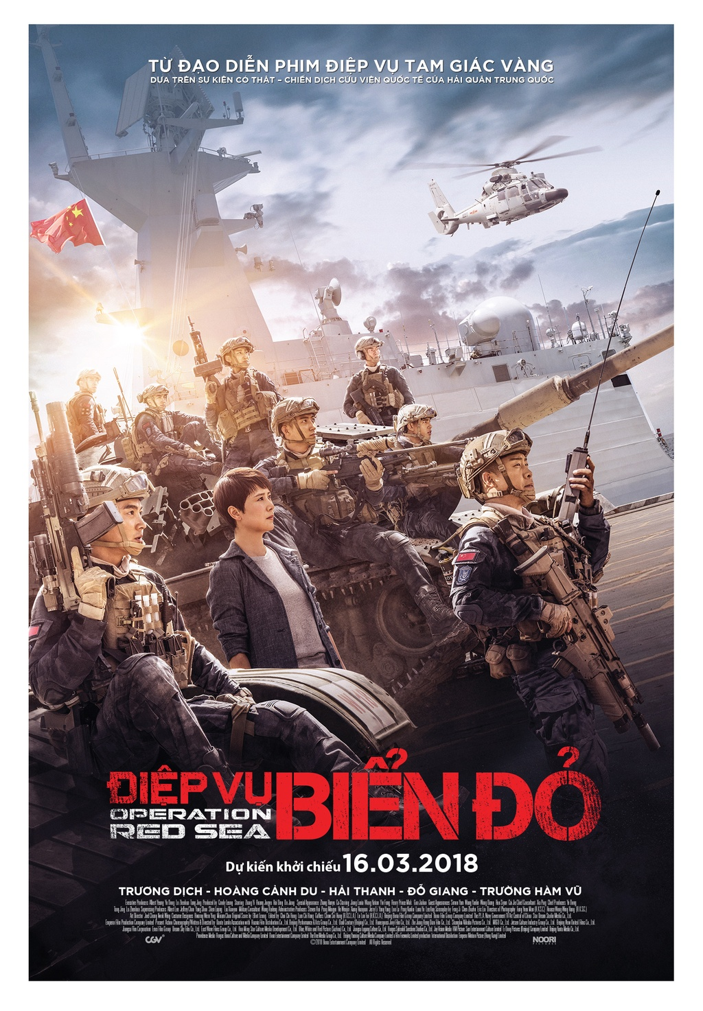 review phim Diep vu Bien Do anh 1