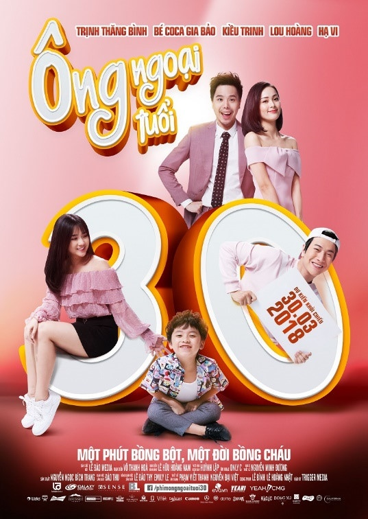 review phim Ong ngoai tuoi 30 anh 1