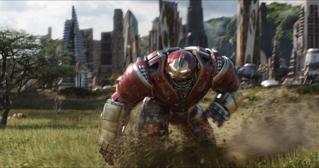 'Avengers: Cuoc chien Vo cuc': Khen ngoi ap dao che bai hinh anh 2