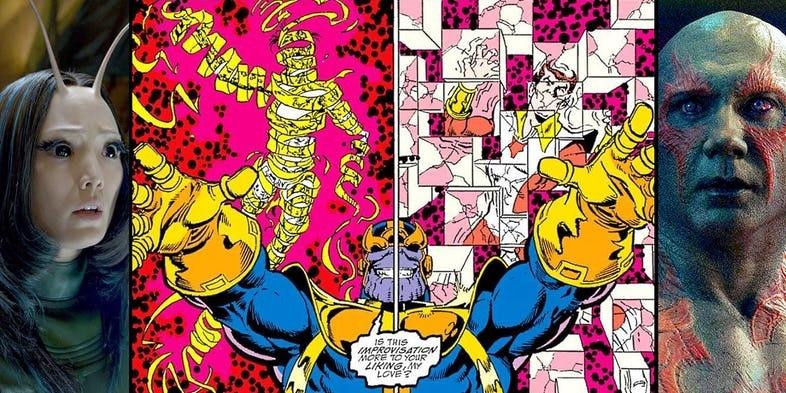 Loat chi tiet thu vi trong bom tan 'Avengers: Infinity War' hinh anh 11