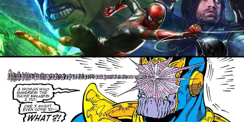 Loat chi tiet thu vi trong bom tan 'Avengers: Infinity War' hinh anh 16