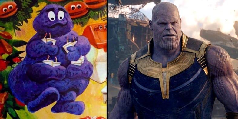 Loat chi tiet thu vi trong bom tan 'Avengers: Infinity War' hinh anh 5