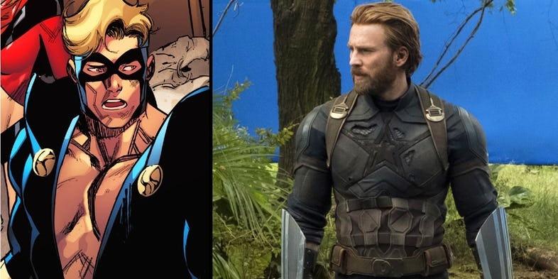 Loat chi tiet thu vi trong bom tan 'Avengers: Infinity War' hinh anh 6