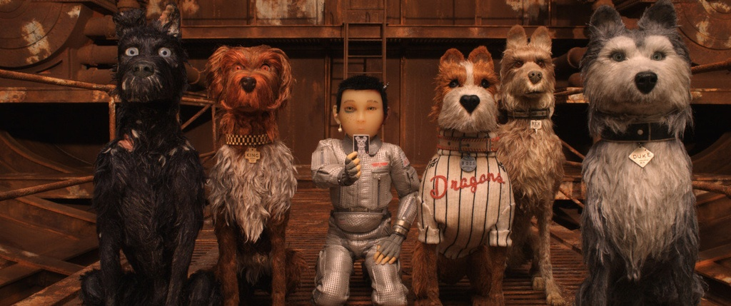 review phim Isle of Dogs anh 2