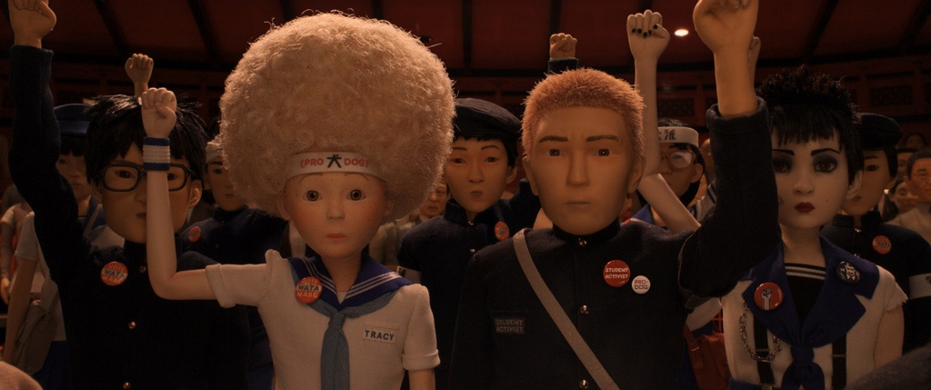 review phim Isle of Dogs anh 3