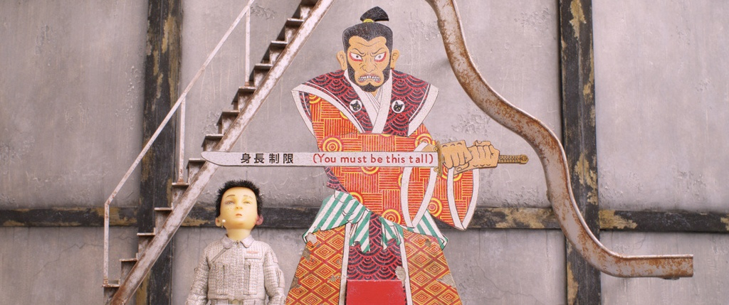 review phim Isle of Dogs anh 4