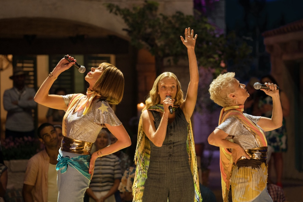'Mamma Mia! 2': Hay yeu nhu chua tung yeu hinh anh 3