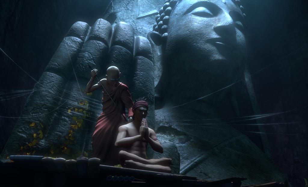 review phim Huyen thoai Muay Thai anh 3