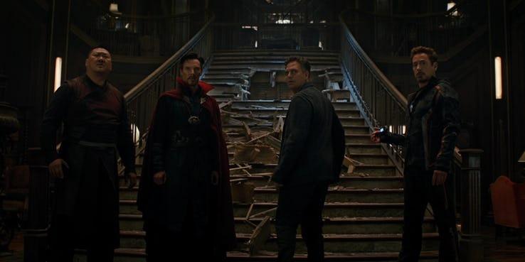 Loat bi mat moi duoc tiet lo tu bom tan 'Avengers: Infinity War' hinh anh 7
