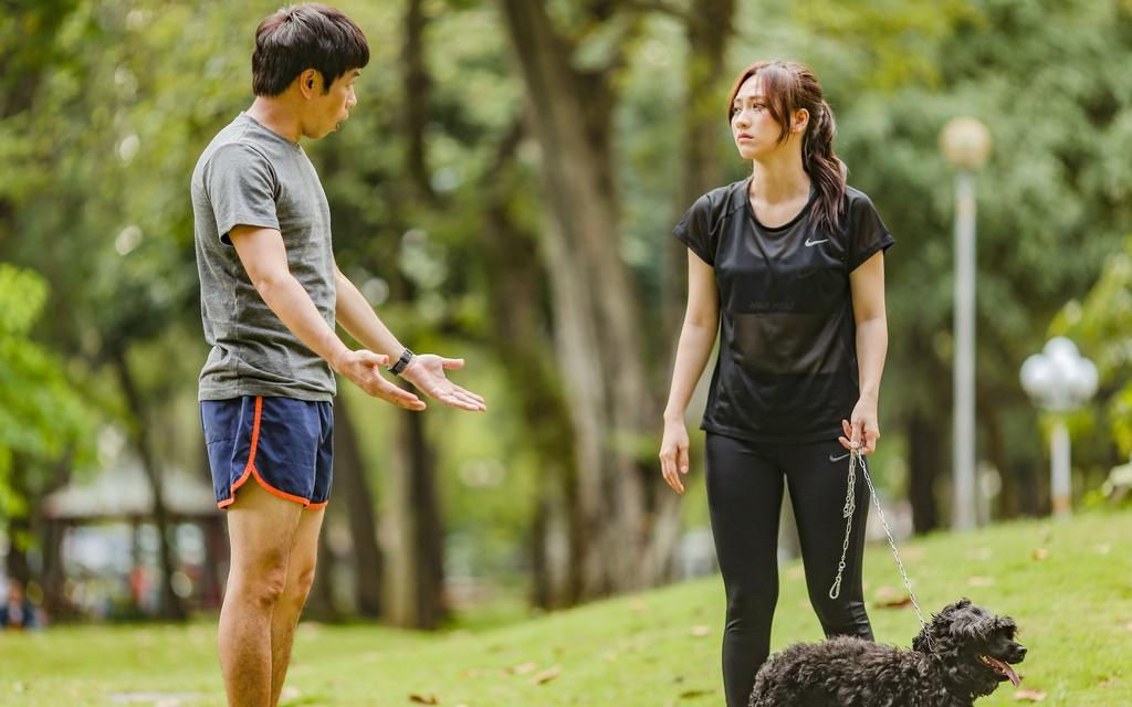 'Chang vo cua em': Charlie Nguyen - Thai Hoa tai lap phong do dinh cao hinh anh 2